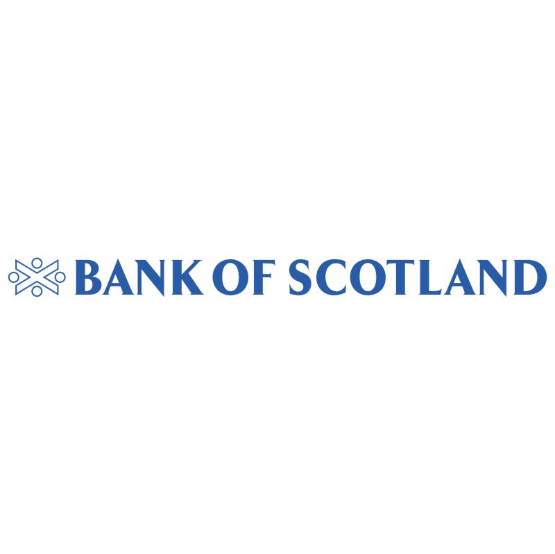 Bank Of Scotland vector logo