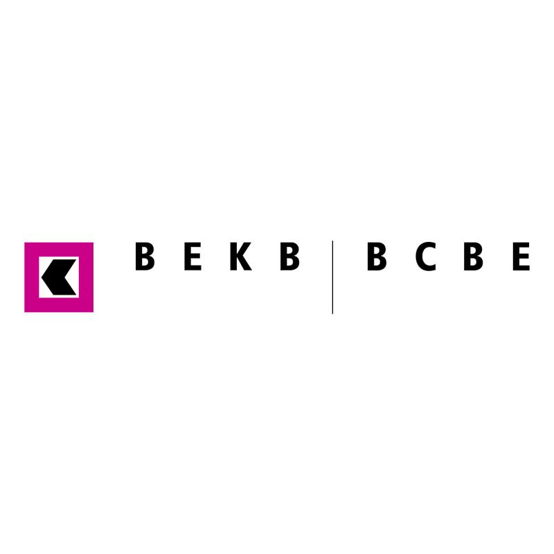 BEKB 66421 vector logo