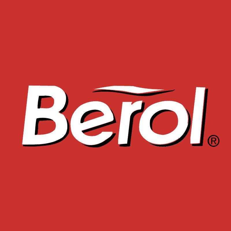 Berol vector logo