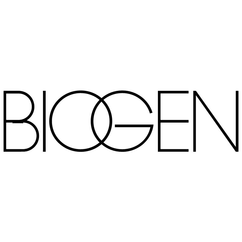 Biogen 4535 vector logo