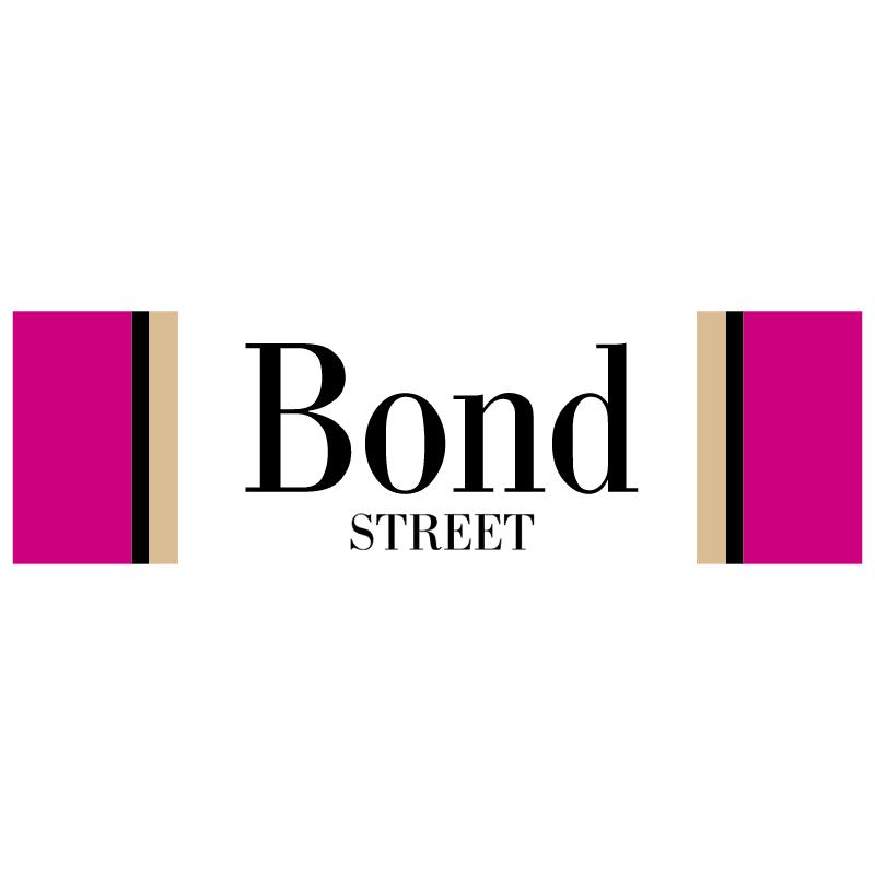 Bond Street 15242 vector