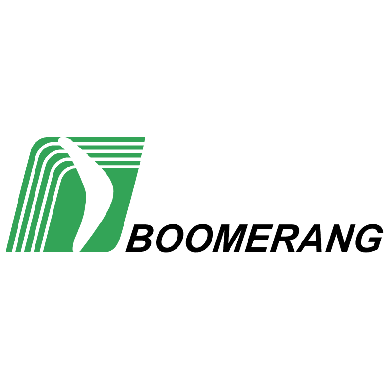 Boomerang 15243 vector