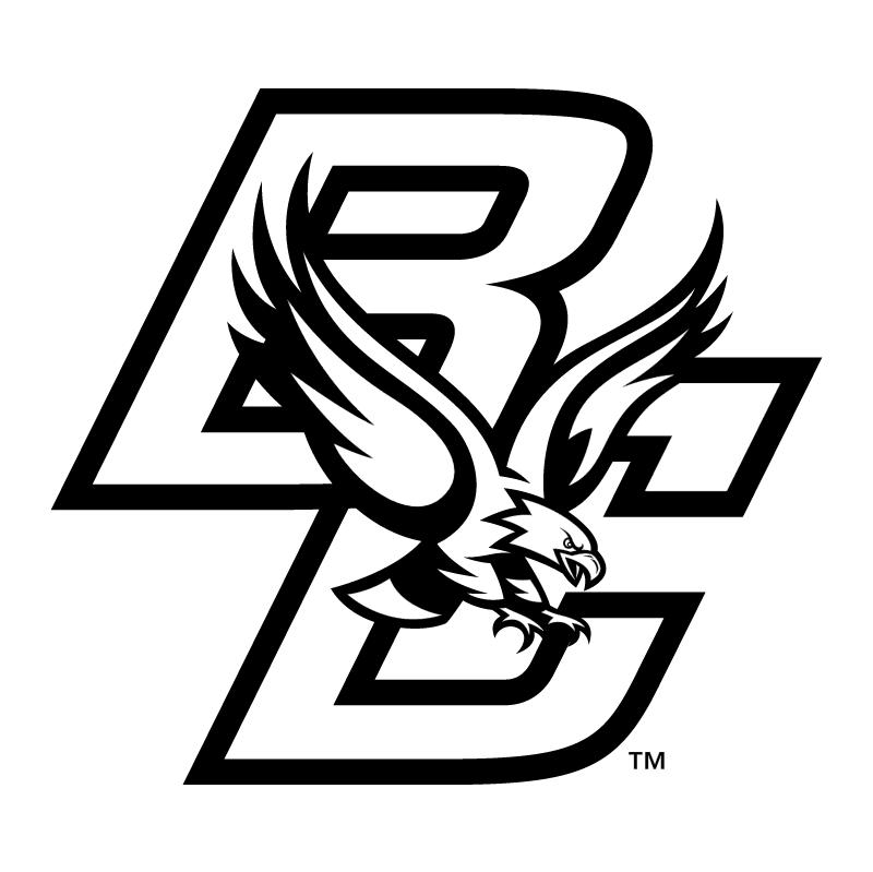 Boston College Eagles 74325 vector