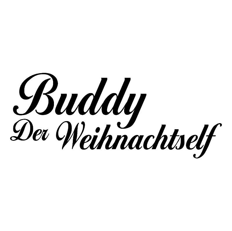 Buddy Der Weihnachtself vector