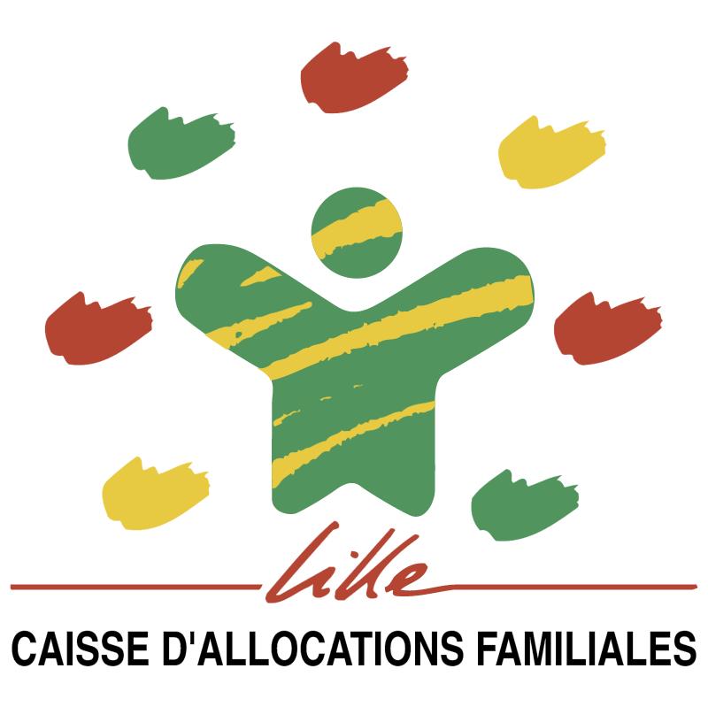 Caisse D'Allocations Familiales vector