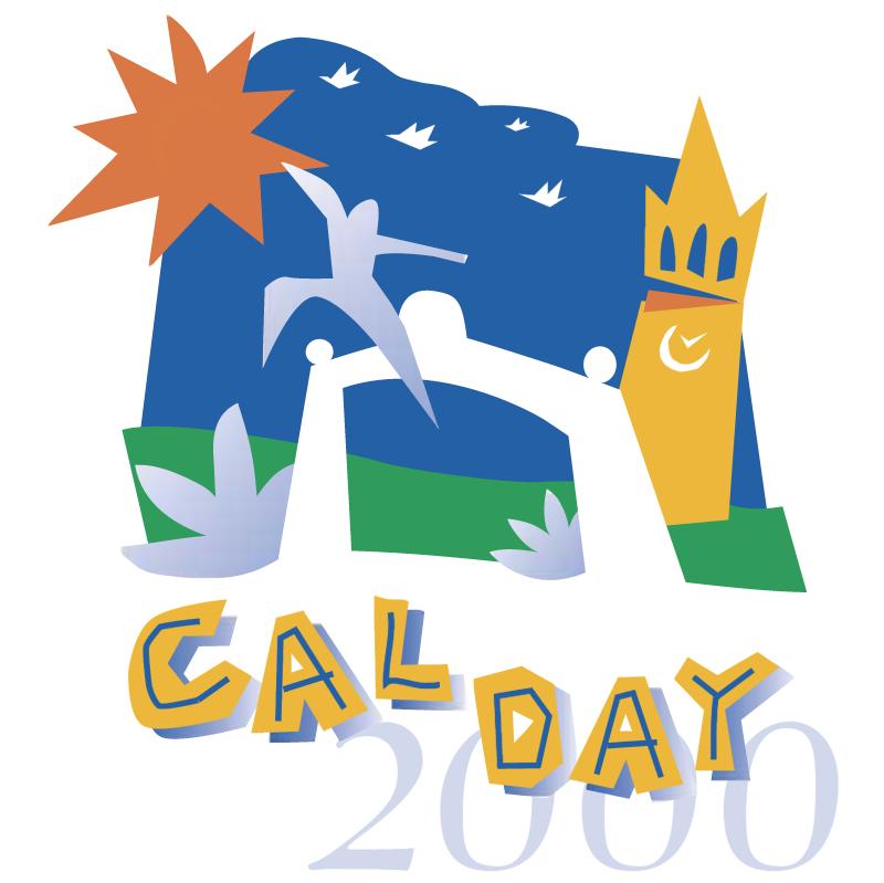 Cal Day 2000 vector