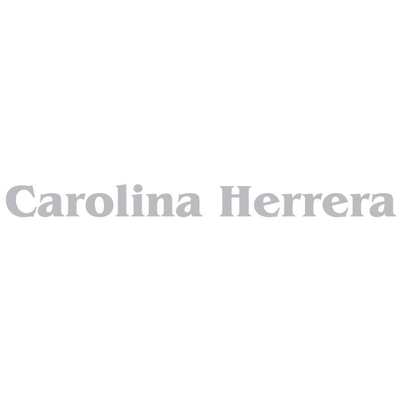 Carolina Herrera vector