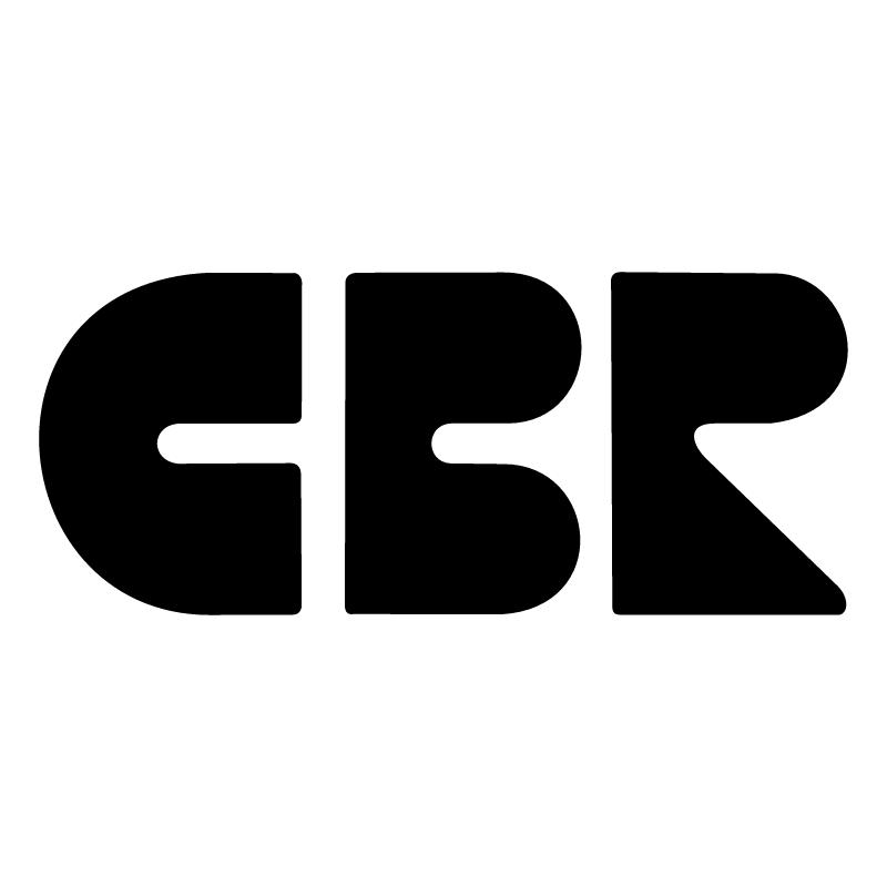 CBR vector logo