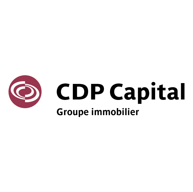 CDP Capital Groupe immobilier vector