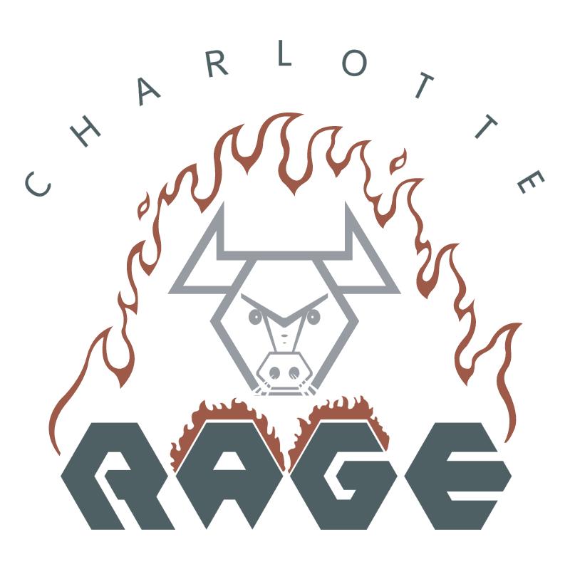 Charlotte Rage vector logo