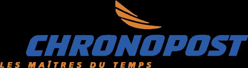 Chronopost logo vector