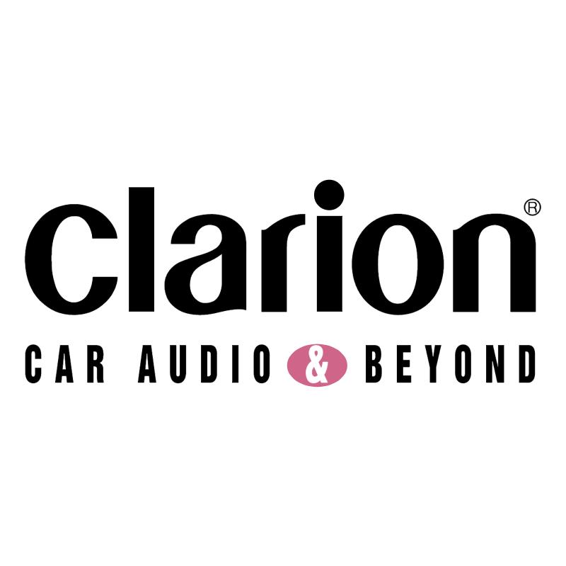 Clarion vector logo
