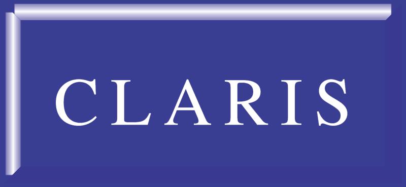 Claris logo vector