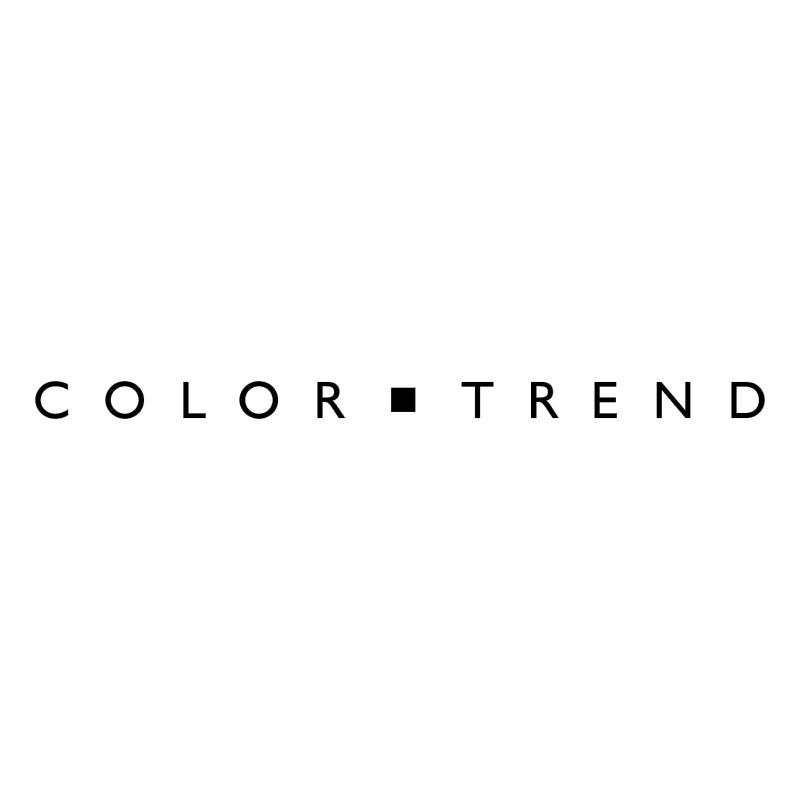 Color Trend vector