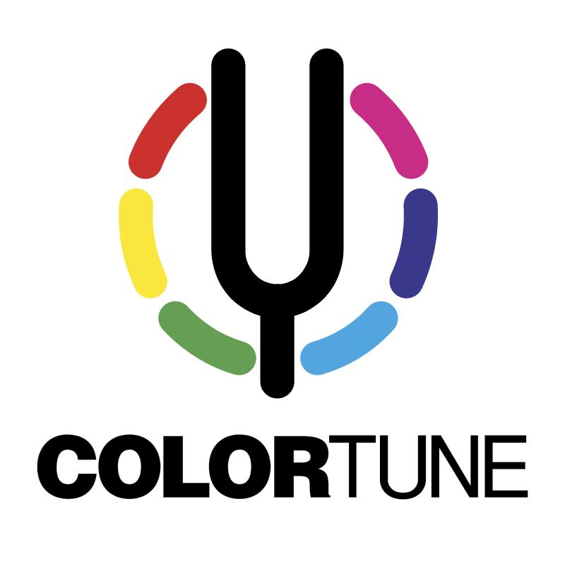 ColorTune vector logo