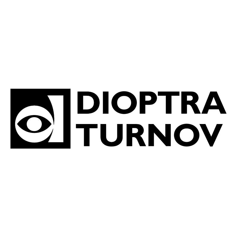 Dioptra Turnov vector logo
