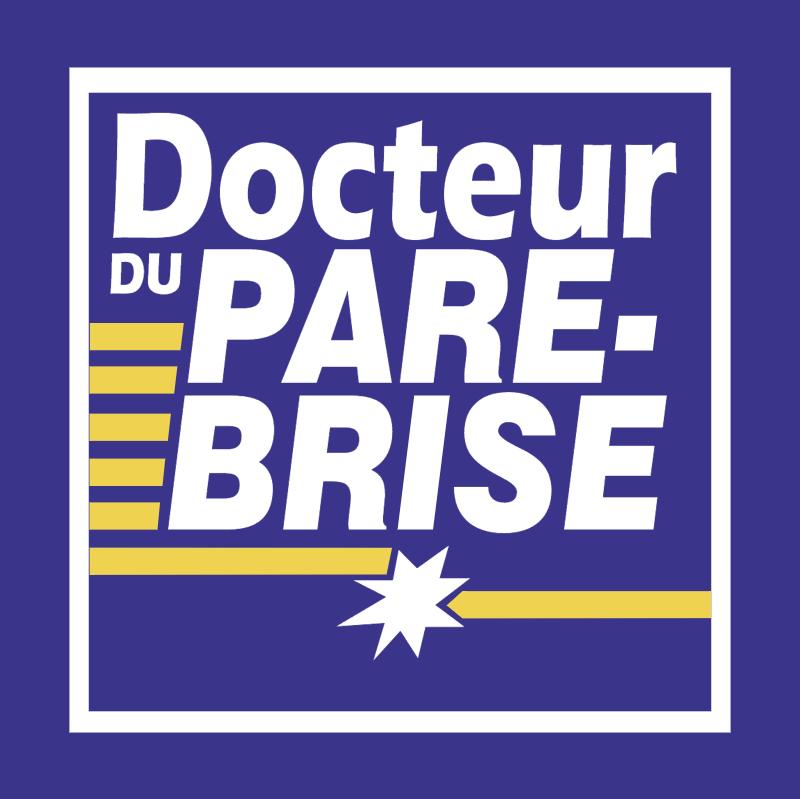 Docteur Du Pare Brise vector