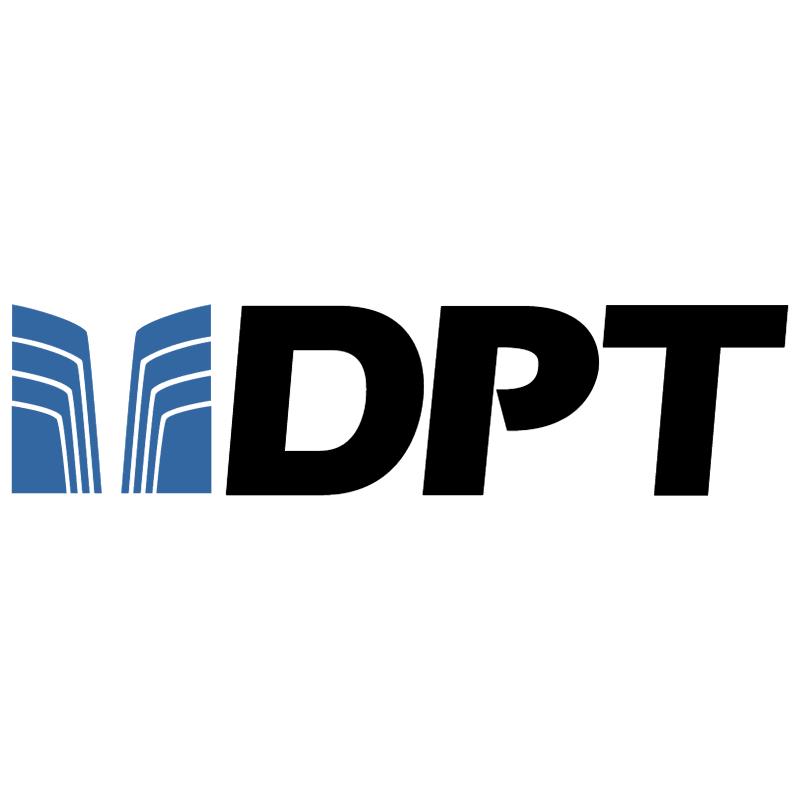 DPT vector logo