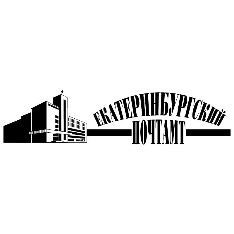 Ekaterinburgsky Pochtamt vector logo