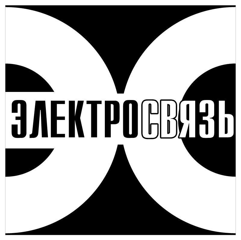 Electrosvyaz vector logo