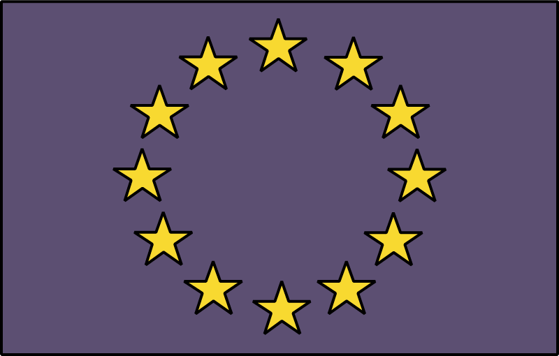 Europe vector logo