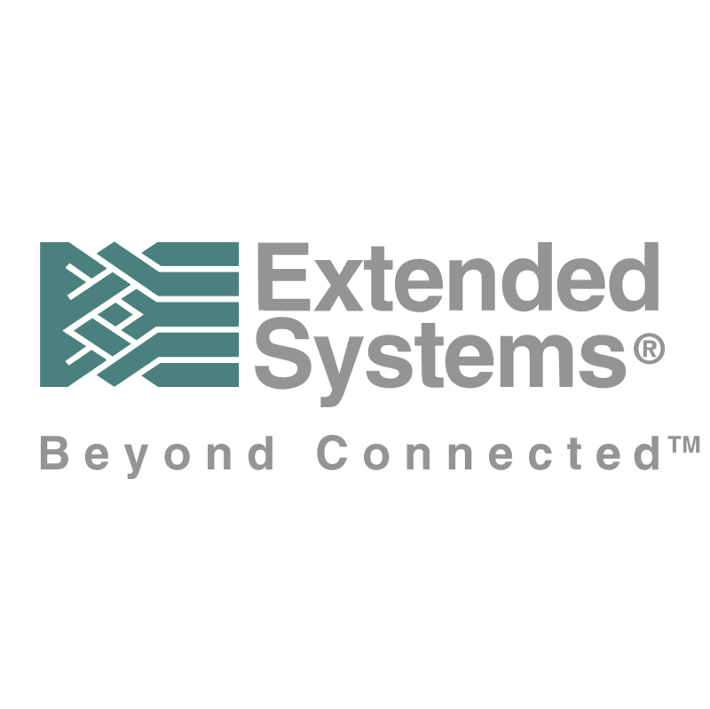 Extended Systems vector