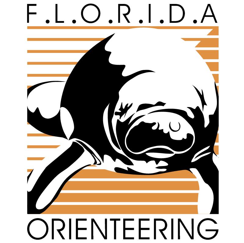 Florida Orienteering vector