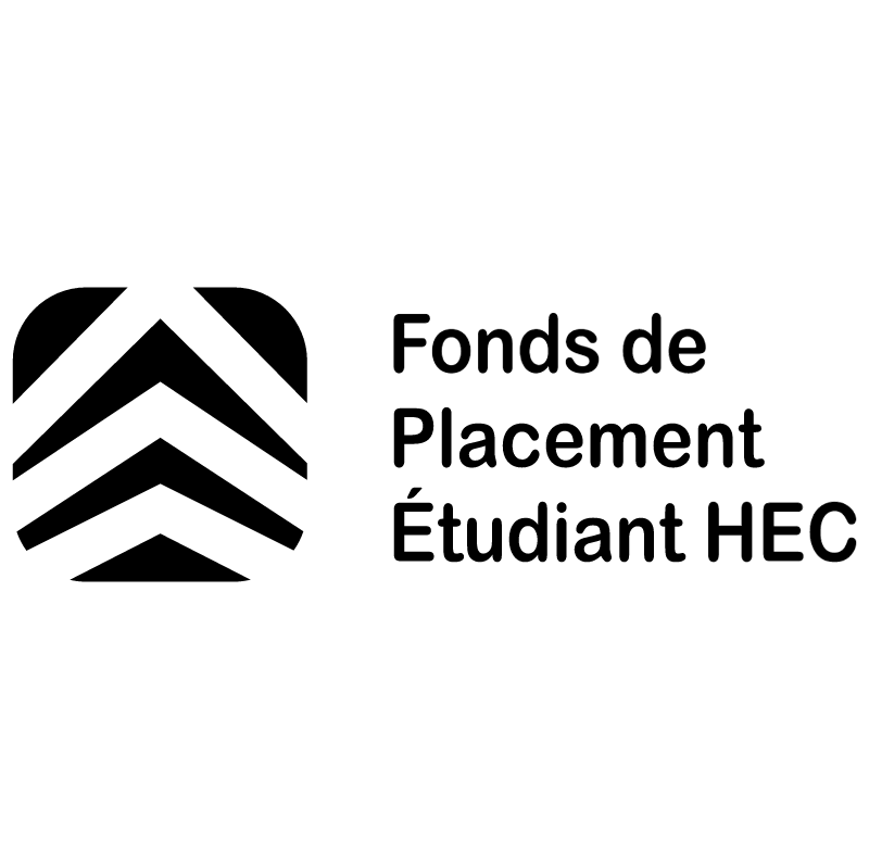 Fond de Placement Etudiant HEC vector