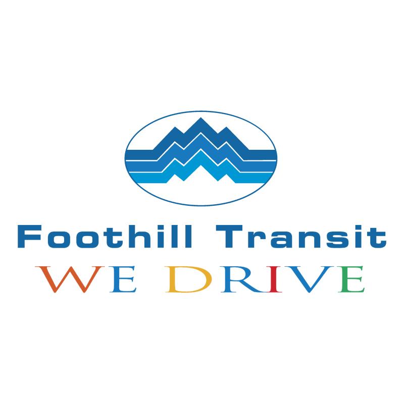 Foothill Transit vector
