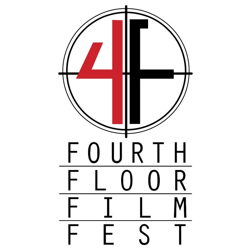 Fourth Floor Film Fest vector