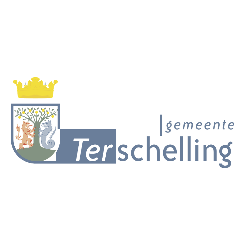 Gemeente Terschelling vector