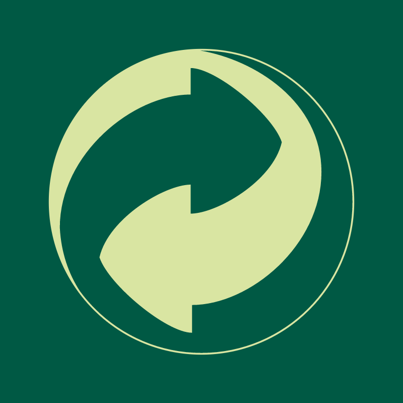 Green Dot vector logo