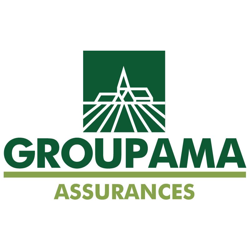 Groupama Assurance vector logo