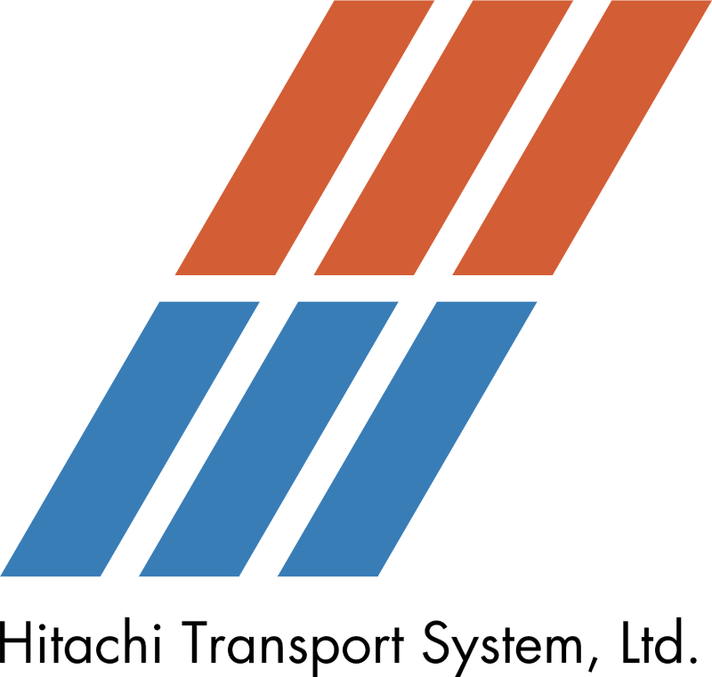 HITACHI TRANSPORT SYSTEM vector