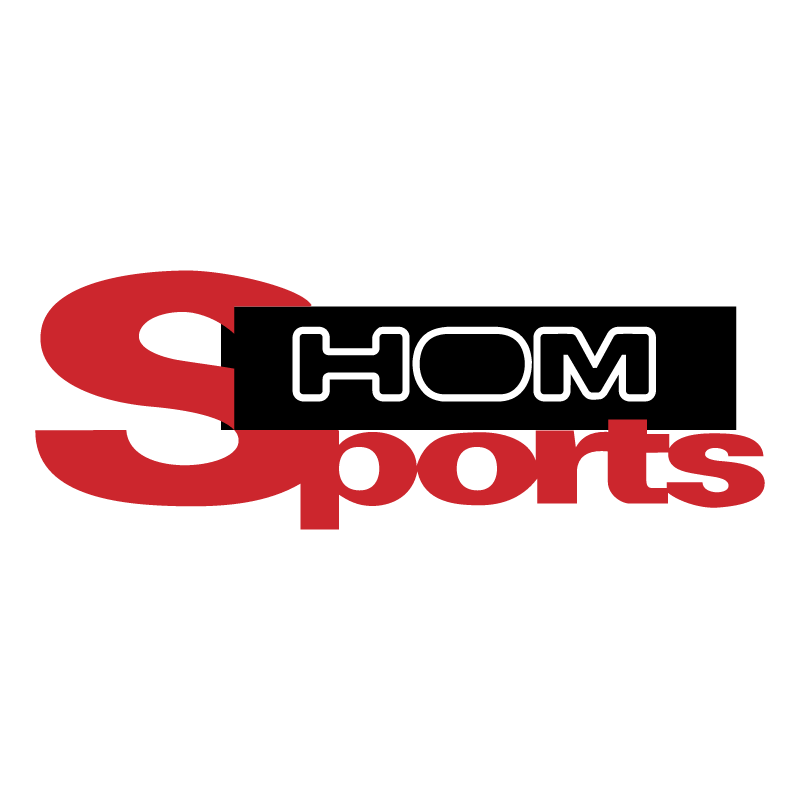 Hom Sports vector