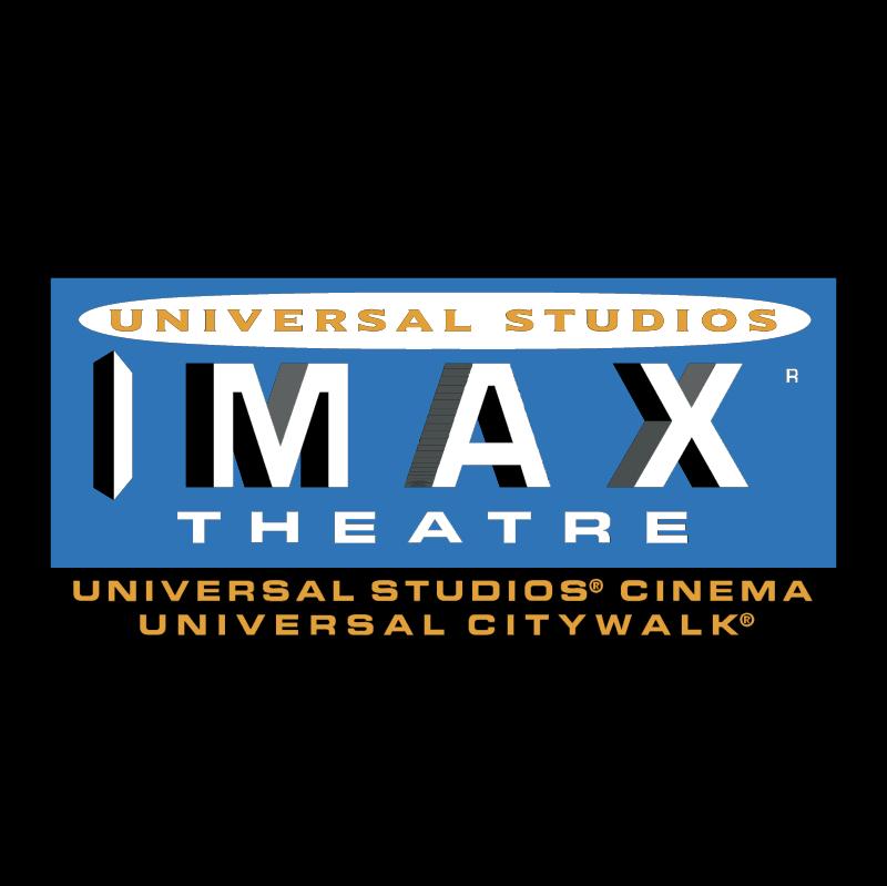 IMAX theatre vector