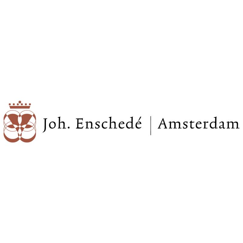 Johan Enschede vector logo