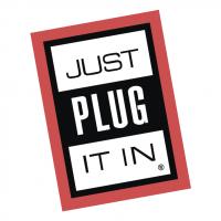 Just Plug It In vector