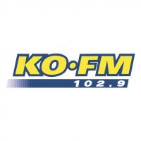 KO FM vector