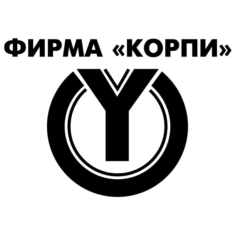 Korpi vector logo