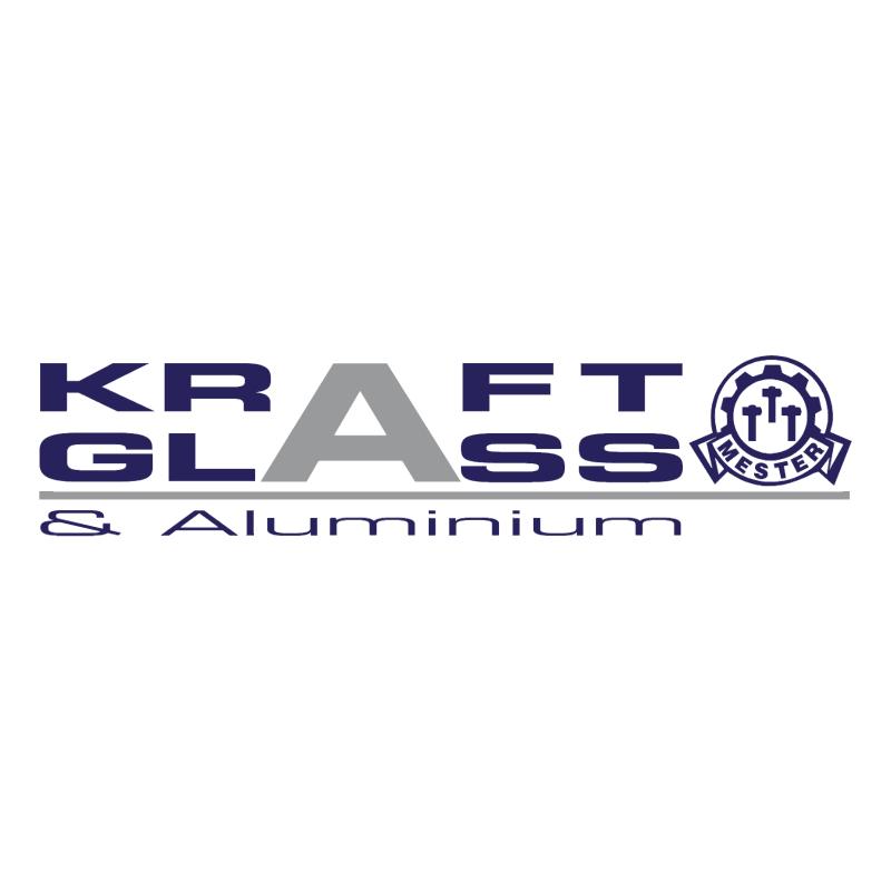 Kraft Glass & Aluminium vector