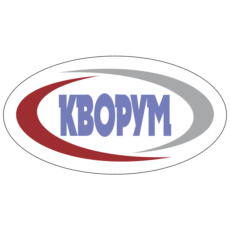 Kvorum vector logo
