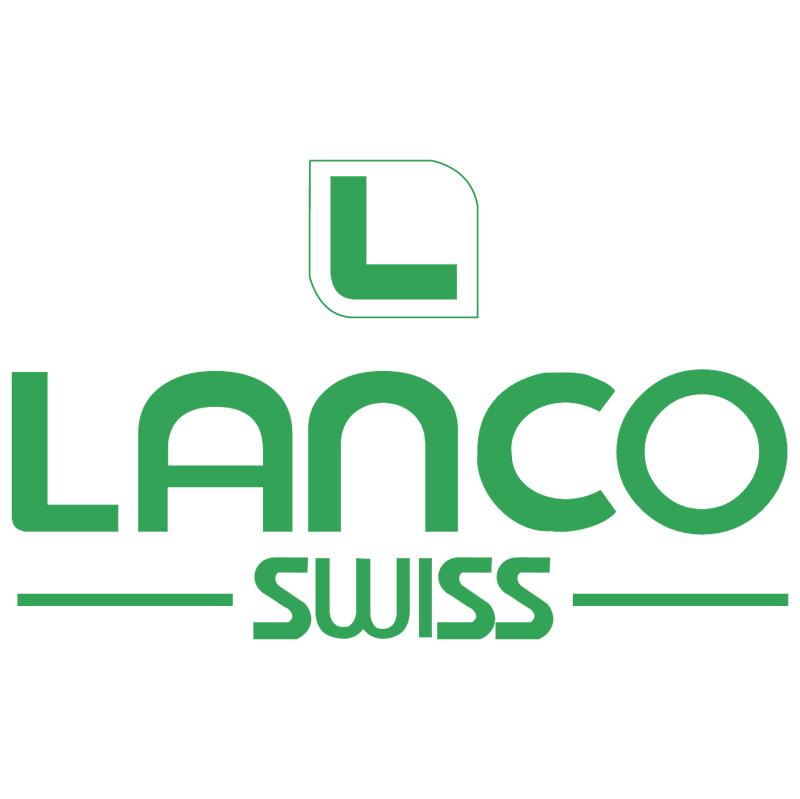 Lanco Swiss vector