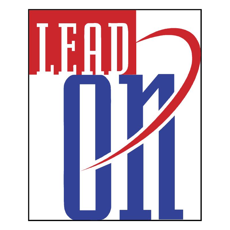 Lead On vector