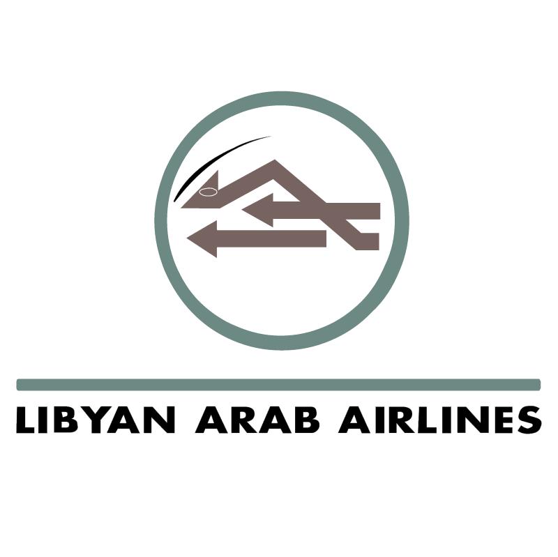 Libyan Arab Airlines vector