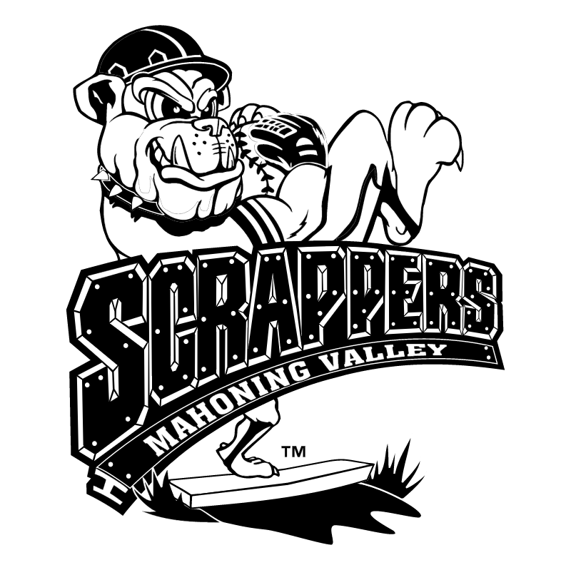Mahoning Valley Scrappers vector