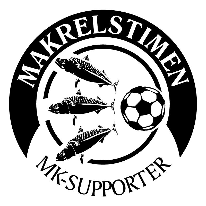 Makrelstimen supporter Club vector