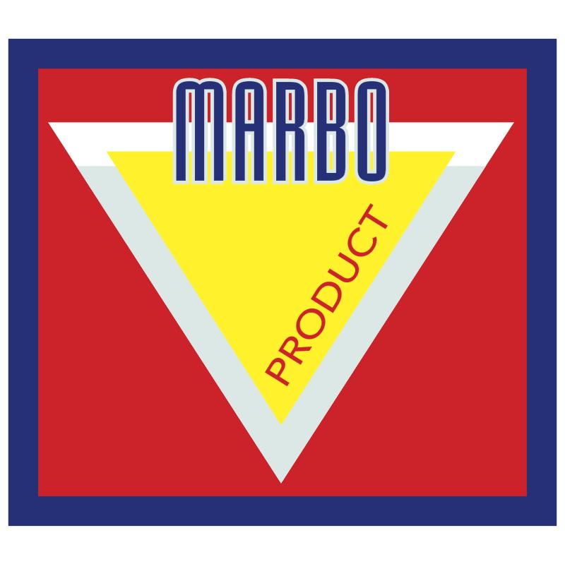 Marbo vector logo