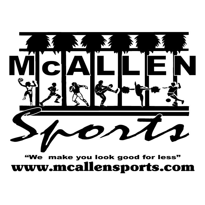 McAllen Sports vector