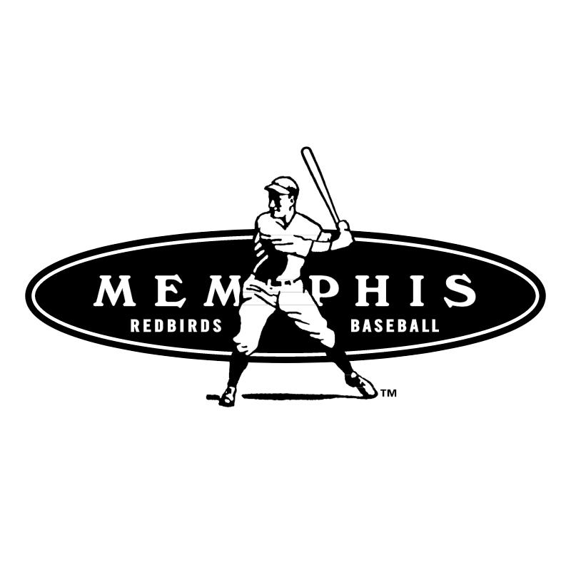 Memphis Redbirds vector